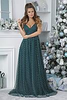 Платье  вечернее в расцветках  41656, фото 1