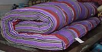 Матрац ватний тік кольоровий (190*110)