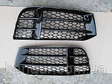 Решетки в бампер Audi A5 2011-2015 стиль RS5