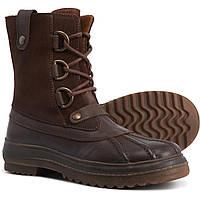 Ботинки Eric Michael Made in Portugal Fargo Duck - Waterproof, Leather Brown  - Оригинал