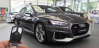 Передний бампер Audi A5 2017 -стиль RS5