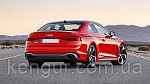 Задний бампер Audi A5 стиль RS5