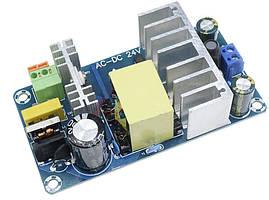 Бескорпусной блок питания AC-DC 24В 6А