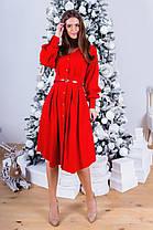 Сукня сорочка міді в кольорах 781052, фото 2