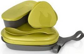 Набор посуды LIGHT MY FIRE LunchKit (6 предметов) желтый