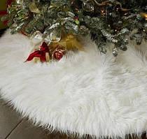 Рождественская Юбка для Елки Bonita диаметр 75 см, белый Искусственный Мех, коврик под елку