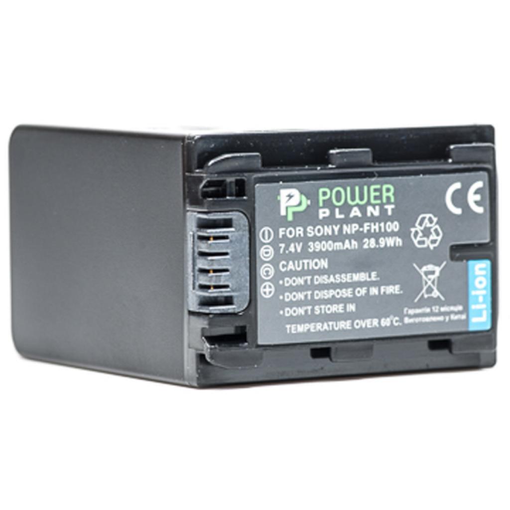 Аккумулятор к фото/видео PowerPlant Sony NP-FH100 (DV00DV1205)