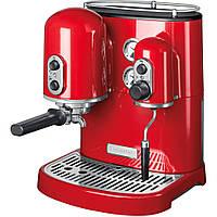 Кофеварка KitchenAid Espresso Artisan 5KES2102EER, красная, фото 1