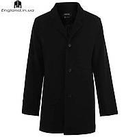 Пальто шерстяное мужское Firetrap из Англии - весна/осень