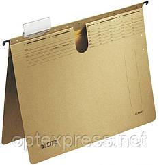 Підвісна папка Leitz Alpha зі швидкозшивачем , A4, ESSELTE