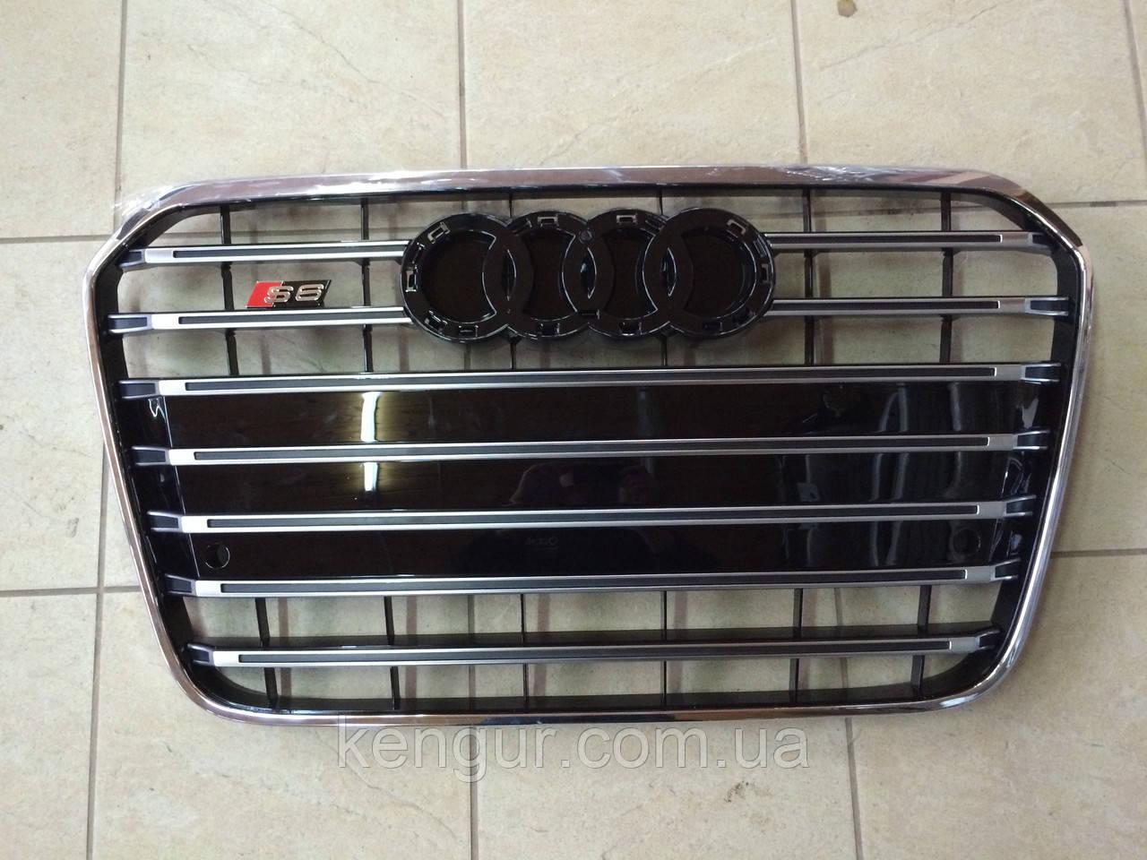 Решітка радіатора Audi A6 C7 2011-2014
