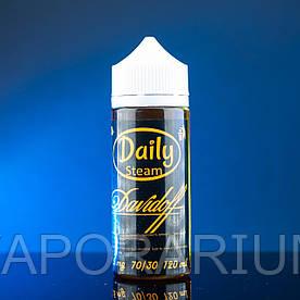 Жидкость для электронных сигарет DAILY DAVIDOFF 120мл