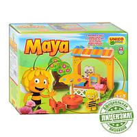 Конструктор 8583-0000 АМ пчелка Майя «Медовая поляна»