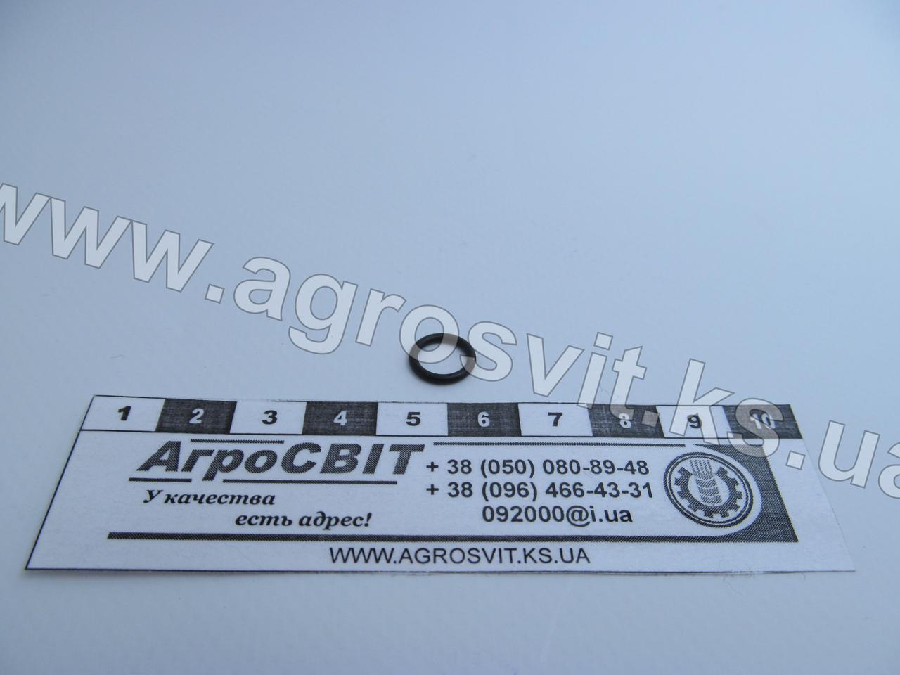 Кольцо резиновое 7,7х1,4; типоразмер 008-010-14