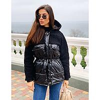 Куртка женская молодежная короткая Монкле