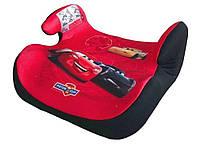 Детское автокресло бустер DISNEY-CARS 15-36 кг Дисней (дитяче автокрісло Дісней)