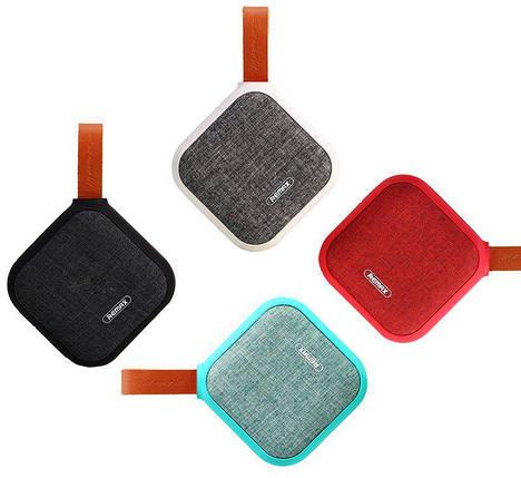 Bluetooth акустика RB-M15 red Remax 151303, фото 2