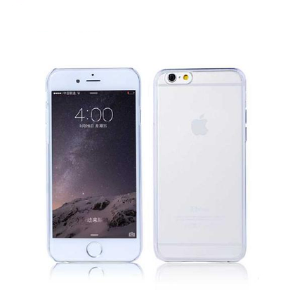 Пластиковий чохол Clear для iPhone 6 прозрачний REMAX 600501, фото 2