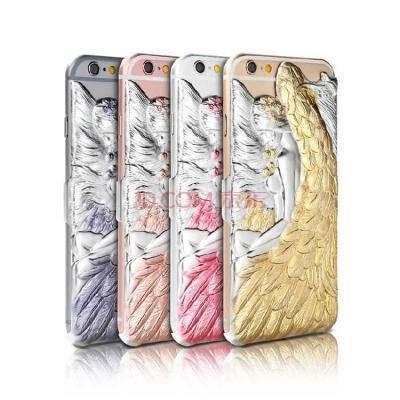 3D Чехол Angel Kamael для iPhone 6/6s золото REMAX 603701, фото 2