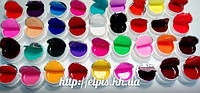 Набор цветных гелей COCO 36 шт