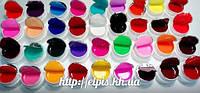 Набор цветных гелей для ногтей COCO 36 шт