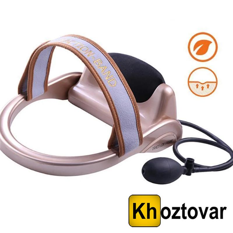 Тренажер для коррекции шейного отдела позвоночника Cervical Vertebrae Physiotherapy Instrument