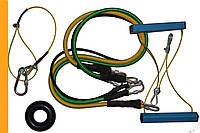 Эспандер металлический универсальный FULL POWER (Металлическая конструкция)
