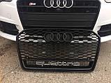 Решетка радиатора Audi A6 2014-, фото 2