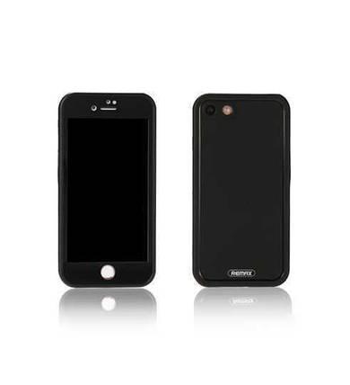 Поліестер і ударостійкий чохол Journey для iPhone 7 чорний Remax 702401, фото 2