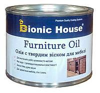 """Масло-воск для мебели """"Bionic House"""" 0,5 л"""