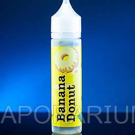 Жидкость для электронных сигарет X VAPE BANANA DONUT 60мл