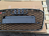 Решетка радиатора Audi A7 2015-, фото 2
