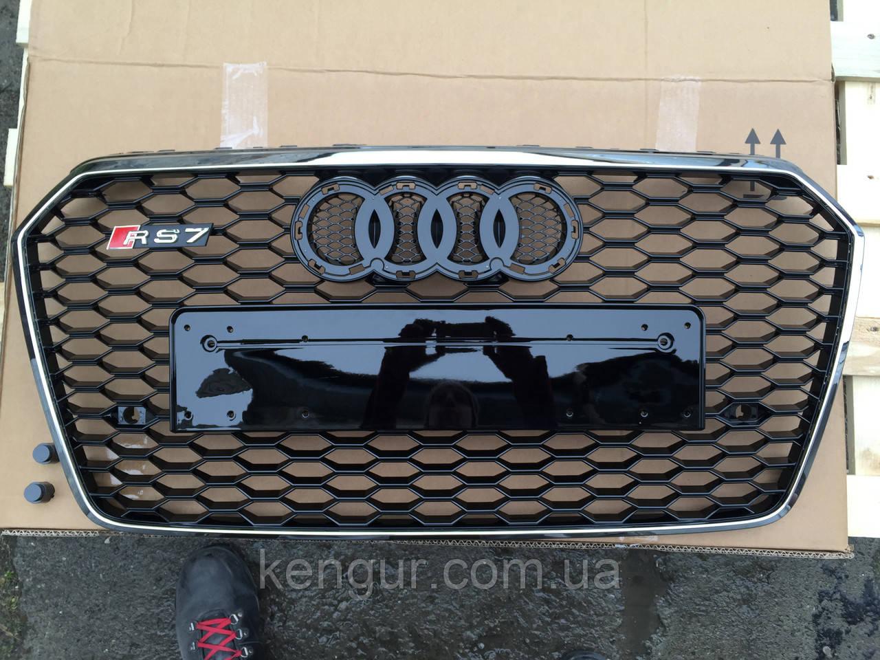 Решетка радиатора Audi A7 2015-