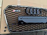 Решетка радиатора Audi A7 2015-, фото 3