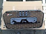Решетка радиатора Audi A7 2015-, фото 4