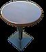 Основание чугунное для стола Ницца (опора, база), фото 3