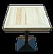 Основание чугунное для стола Ницца (опора, база), фото 6