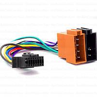 Переходник  автомагнитолы ISO 20171 PROLOGY - ISO с кабелем 20см