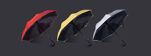 Зонт Umbrella RT-U1 Silver Remax 123403, фото 3