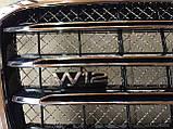 Решітка радіатора Audi A8 W12, фото 4