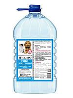 Гипоаллергенный шампунь для собак и кошек 1:30 ДажБО 5 л