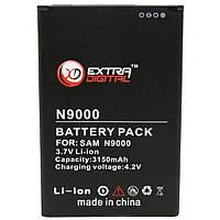 Аккумуляторная батарея EXTRADIGITAL Samsung SM-N9000 Galaxy Note 3 (BMS1148), фото 1