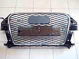 Передний бампер Audi Q3, фото 2