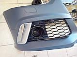 Передний бампер Audi Q3, фото 3