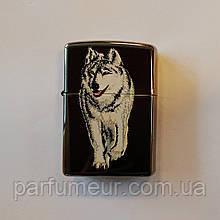 Запальничка Zippo Wolf