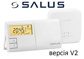 SALUS 091FLRF v2 (Англия) терморегулятор недельный беспроводной