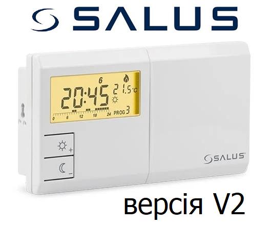SALUS 091FL v2 (Англия) программатор недельный