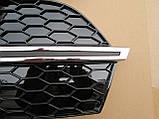 Решетки туманок Audi Q3 стиль RSQ3, фото 3