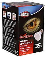 "Лампа рефлекторная тропическая для террариума ""Basking Spot-Lamp"" (35W) Trixie™"