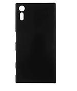 Пластиковый чехол для Sony XZ Black